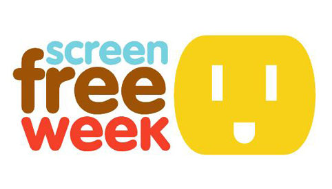 screen free week